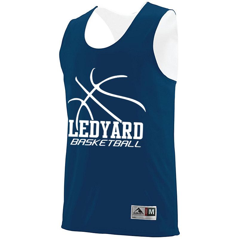 **CLOSEOUT** Ledyard Youth Basketball Uniform Jersey